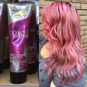 Other - Soft pink baby pink Joico