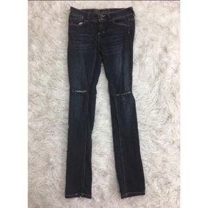 Denim - JAYDEN DELIAS Stretch Skinny Slim Jeans-2580 A4