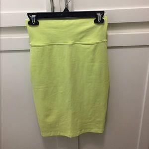bebe Dresses & Skirts - Knit Pencil Skirt