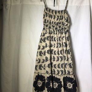 Forever 21 flower sun dress