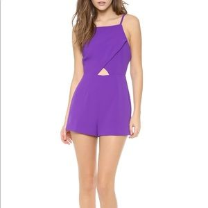 Bec & Bridge Dresses & Skirts - Bec & Bridge Amethyst Romper