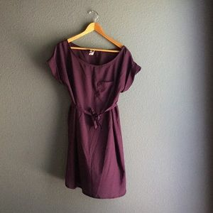 Swell Dresses & Skirts - SWELL 🌙 Plum Dress