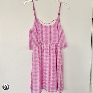Mimi Chica Dresses & Skirts - NWOT Nordstrom Pink Dress