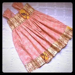 Other - Handmade Little Girl's Dress