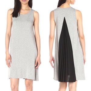 Nordstrom Dresses & Skirts - French Terry Sleeveless Contrasting Back Dress L