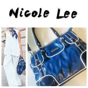 Nicole Lee Handbags - 🌺REDUCED🌺Nicole Lee Boston Hand Bag