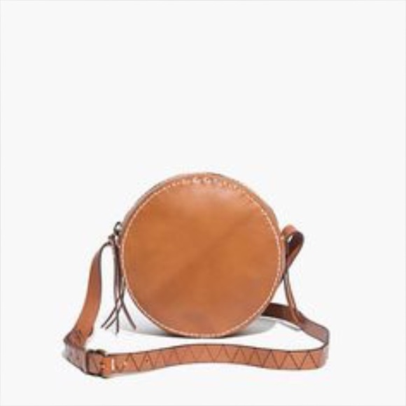 7fd515725 Madewell Handbags - Very Rare Round Madewell Crossbody Bag