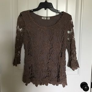 Cato Tops - 👚👚Crocheted Top👚👚