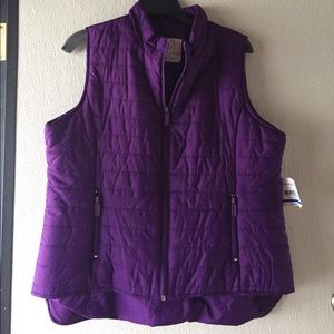 Relativity Other - NWT vest jacket