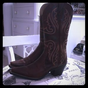 Ariat Shoes - Ariat Cowboy 🇺🇸 Boots Sz 8B 💘PRICE FIRM💘