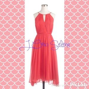 60% off J. Crew Dresses & Skirts - NWT J Crew Manuela Dress crepe ...