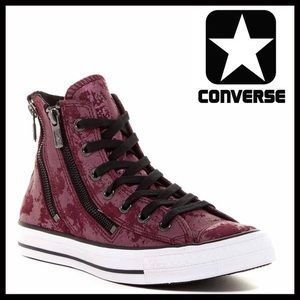 ❗️1-HOUR SALE❗️CONVERSE LEATHER High TOPS Sneakers