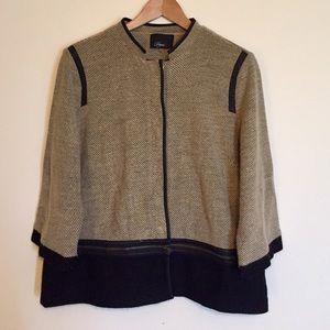 ModCloth Jackets & Blazers - Modcloth jacket with zipper detail