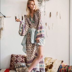 Spell & The Gypsy Collective Dresses & Skirts - BNWT Spell designs bohemian royale empress dress