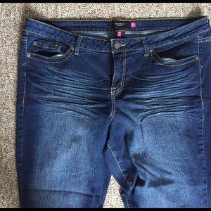 torrid Denim - Like new Torrid skinny jeans