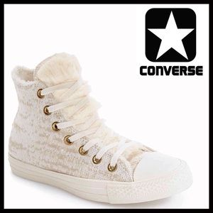 Converse Shoes - ❗️1-HOUR SALE❗️CONVERSE SNEAKERS Stylish High Top