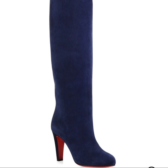 official photos a08a6 fb989 Dorfifa Christian Louboutin Boot Heels