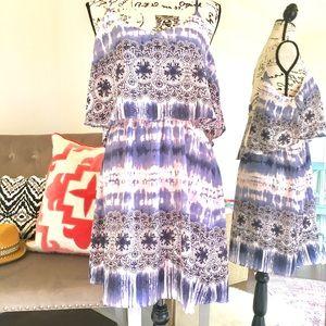 NWT tie dye dress