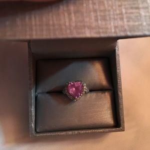 Zales Jewelry - Heart Ring