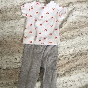 Carter's Other - Carter's little fox outfit