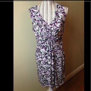 Daisy Fuentes Dresses & Skirts - Knit Sleeveless dress Maxi material Sz Large