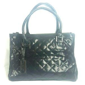 Calvin Klein Handbags - Calvin Klein shoulder bag like snake skin