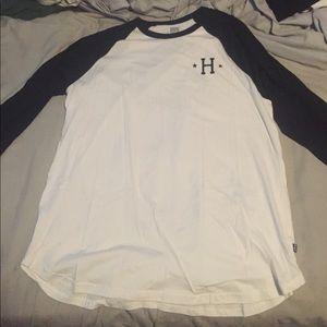 HUF Other - HUF 3/4 long sleeve