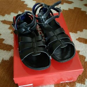 Kickers Shoes - Kickers Peplum 2 Gladiator Sandal