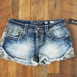 Miss Me Pants - NWT Miss Me Shorts 26