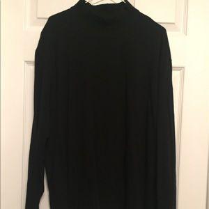 Blauer Other - Blauer Men's long sleeved mock turtleneck tee