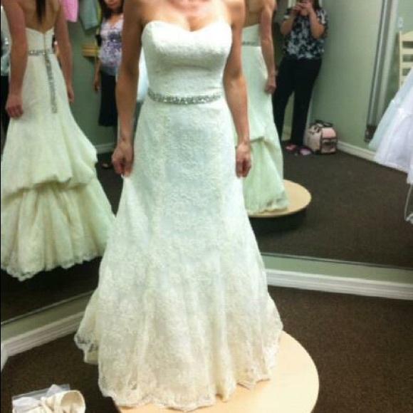 Wtoo Bridal Dress   Poshmark