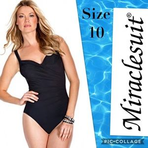 Miraclesuit Other - Miraclesuit One-Piece Underwire Swimsuit Size 10