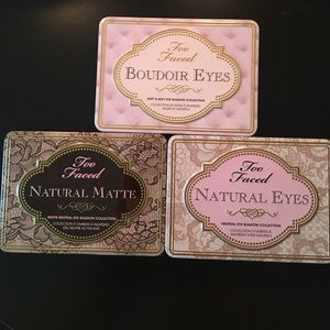 Too Faced Other - 3 Too Faced Palettes