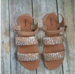 Qupid Shoes - 🌻SALE🌻Qupid Braided Sandals