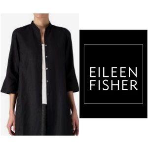 Eileen Fisher Tops - Eileen Fisher Linen Tunic Shirt