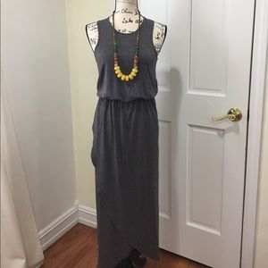 Hive & Honey Dresses & Skirts - 🆕Gray Maxi Dress!