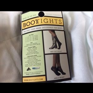 Accessories - Boot Tights