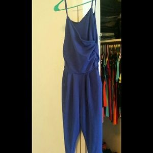 Celine blue jumpsuit