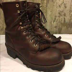 Chippewa Shoes - Women's Chippewa Bat Apache boot size 9