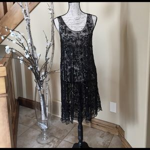 Chan Luu Dresses & Skirts - Chan Luu NWOT beaded/sequined dress