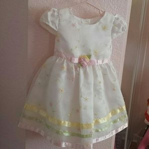 George Other - Baby Girls Easter/Spring/Formal Dress