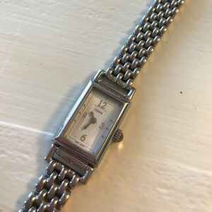 Silver Coach watch