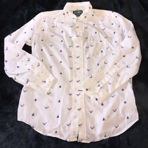 Gitman Brothers Tops - Gitman Bros Button Down
