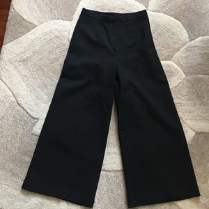 H&M wide leg trousers