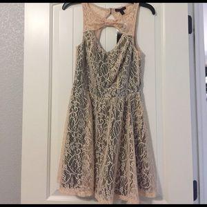 Material Girl Dresses & Skirts - Lace Material Girl dress.