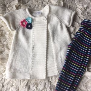 First Impressions Other - Cardigan and leggings outfit