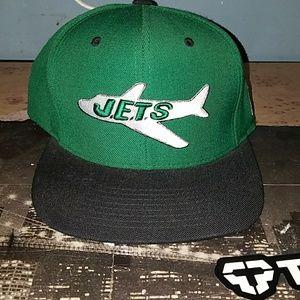 Mitchell & Ness Other - JETS snapback hat