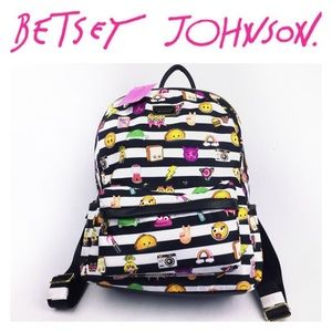 NWT BETSEY JOHNSON BACKPACK 