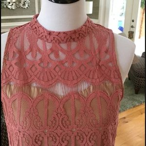 love FIRE Tops - Vintage inspired Lace Top NWT