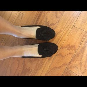 &other stories black loafer  size36
